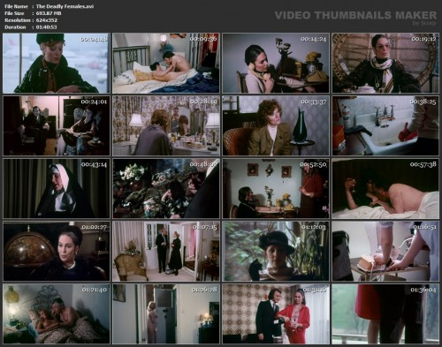 The Deadly Females (1976) screencaps