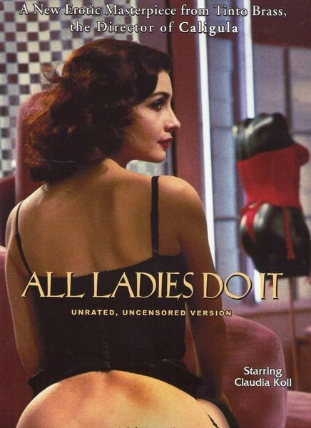 All Ladies Do It (Better Quality) (1992) cover