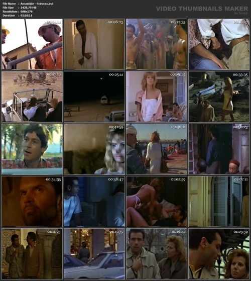Amantide - Scirocco (1987) screencaps