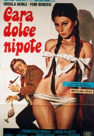 Cara dolce nipote (1977) cover