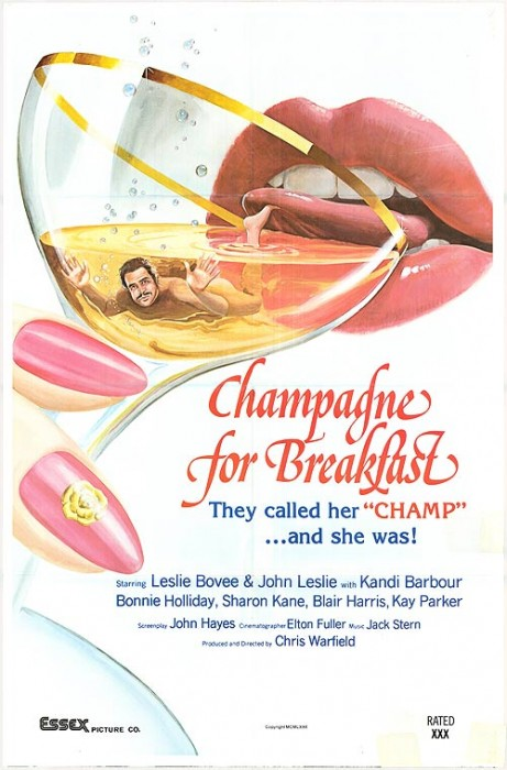Champagne for Breakfast (Better Quality) (1980) cover