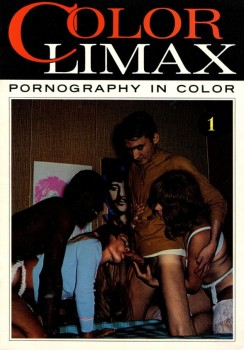 Color Climax 01 (Better Quality) (Magazine) cover