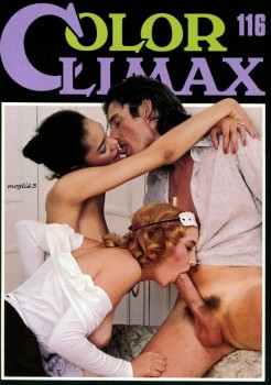 Color Climax 116 (Magazine) cover