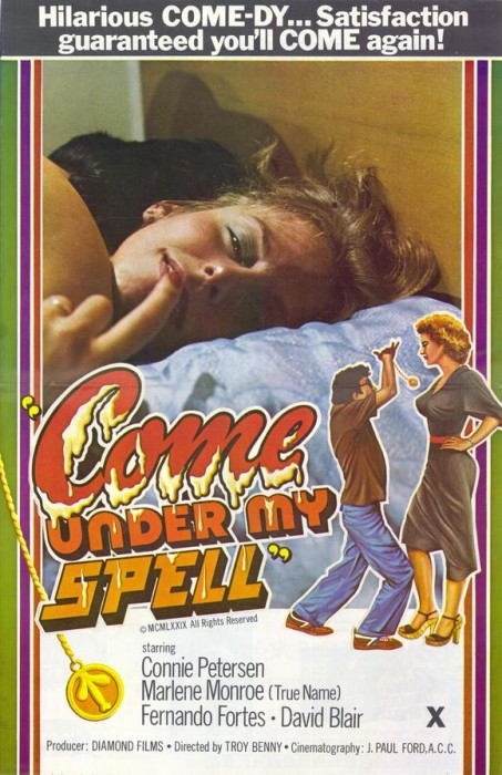 Come Under My Spell (1981) cover