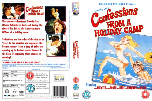 Confessions from a Holiday Camp (1977) cover