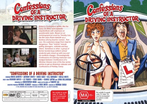 Confessions of a Driving Instructor (1976) cover