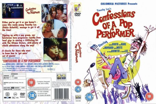 Confessions of a Pop Performer (1975) cover