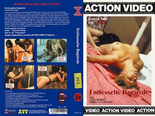 Entfesselte Begierde (uncut) (1973) cover