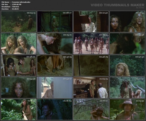 Femmine infernali (1980) screencaps