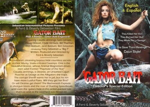 Gator Bait (1974) cover