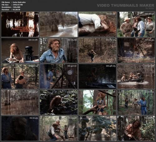 Gator Bait (1974) screencaps
