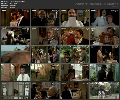 Guy de Maupassant (1982) screencaps