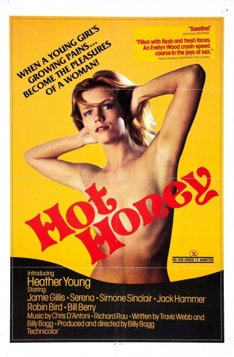 Hot Honey (1978) cover