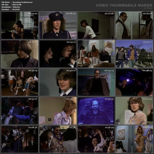 Incoming Freshmen (1979) screencap