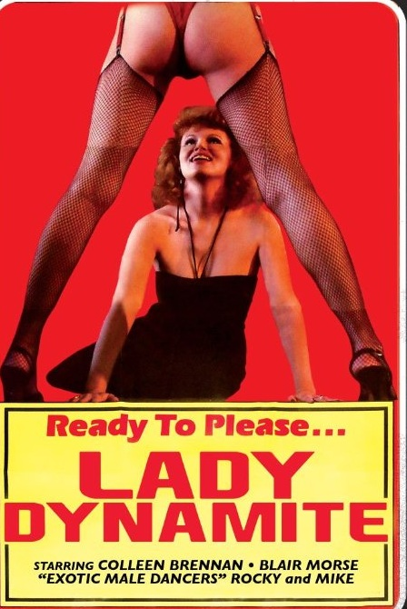 Lady Dynamite (Better Quality) (1983) cover