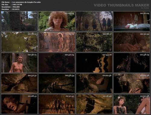 Les amazones du temple dor (1986) screencaps