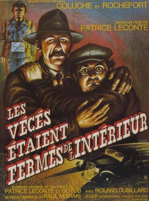 Les veces etaient fermes de l'interieur (1976) cover
