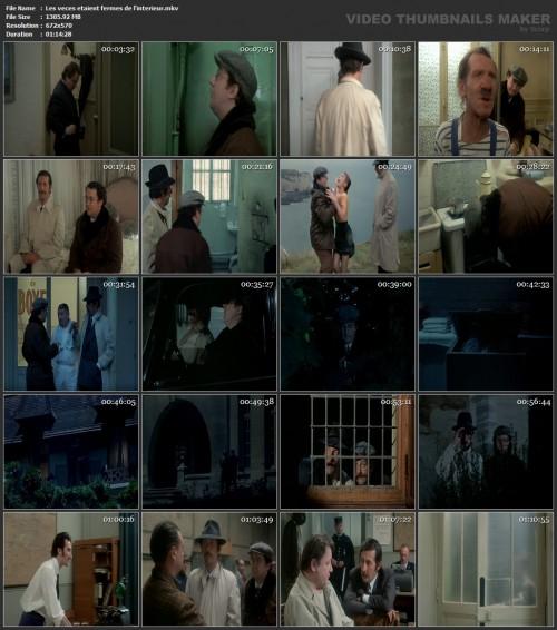 Les veces etaient fermes de l'interieur (1976) screencaps