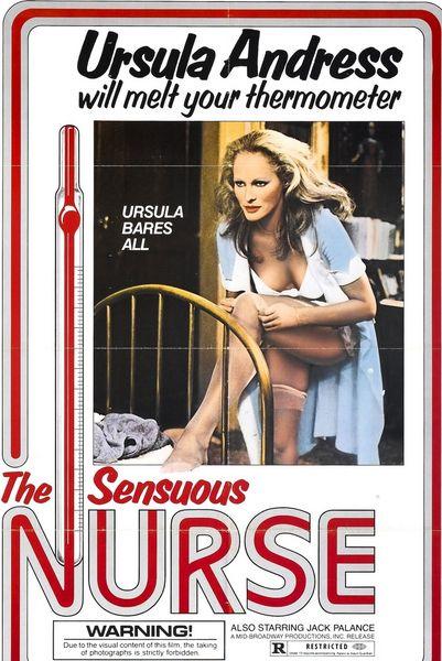 L'infermiera (1975) cover