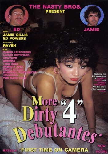 More Dirty Debutantes 4 (1990) cover