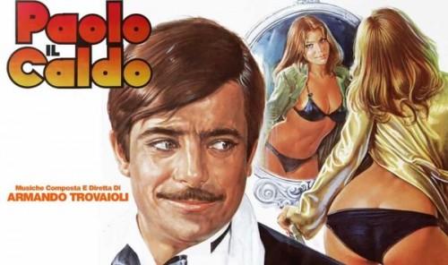 Paolo il caldo (1973) cover