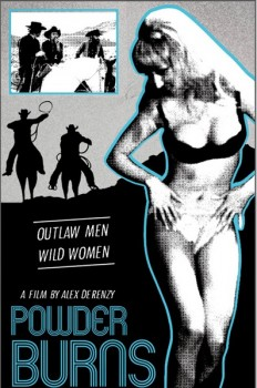 Powder Burns (1971) cover