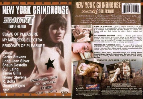 Prisoner of Pleasure (1981) cover