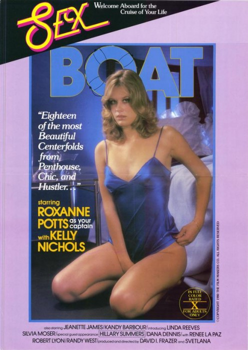 Sexboat (1979) cover