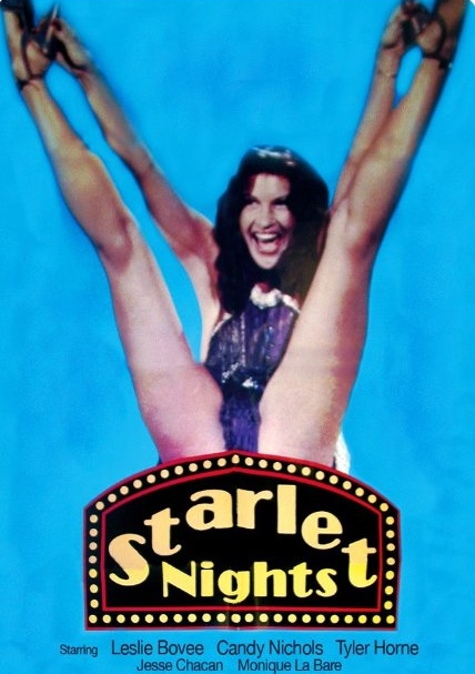 Starlet Nights (1982) cover
