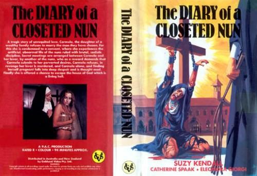 Storia di una monaca di clausura (1973) cover