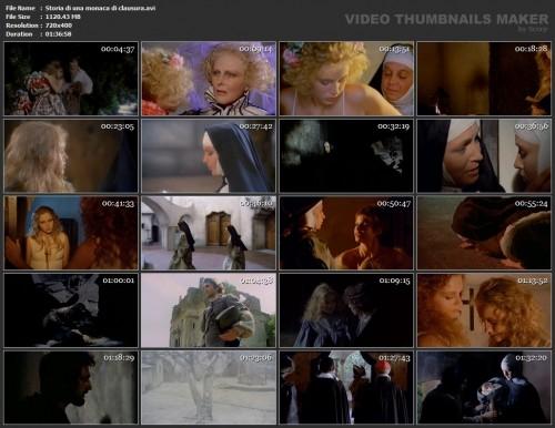 Storia di una monaca di clausura (1973) screencaps