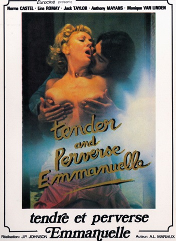 Tender and Perverse Emanuelle (Better Quality) (1973) cover