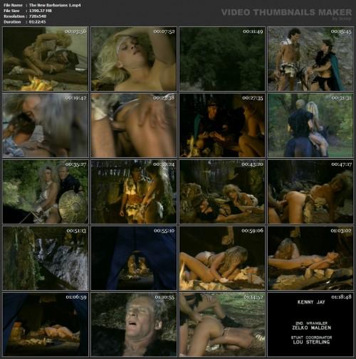 The New Barbarians 1 (1990) screencaps