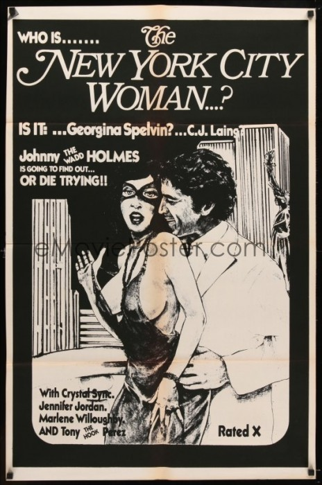 The New York City Woman (1979) cover
