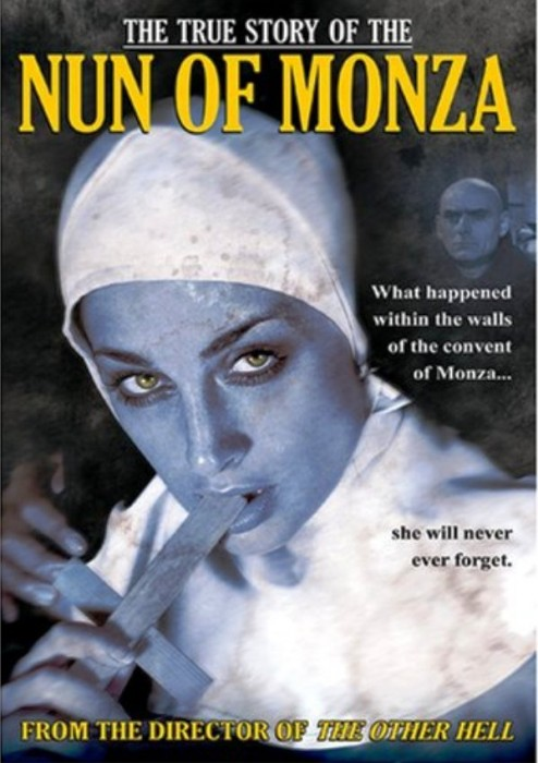 The True Story of The Nun of Monza (1980) cover
