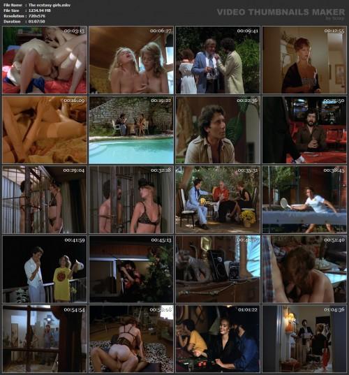 The ecstasy girls (1979) screencaps