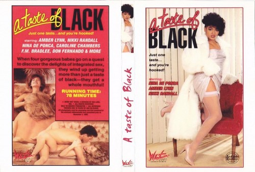 A Taste Of Black (1987) cover