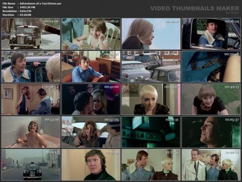 Adventures of a Taxi Driver (1976) screencaps