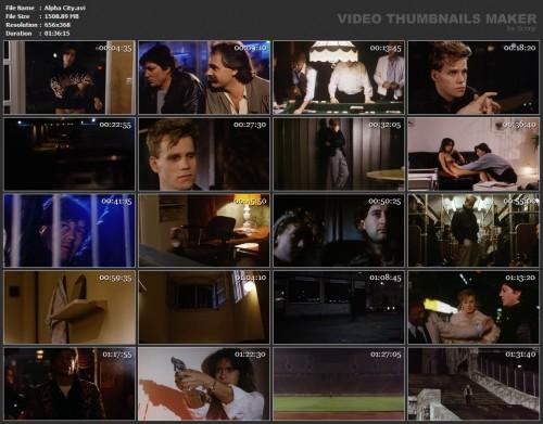 Alpha City (1985) screencaps
