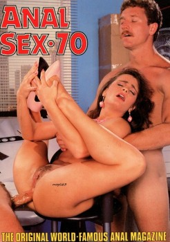 Anal Sex 70 (Magazine) cover