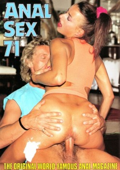 Anal Sex 71 (Magazine) cover