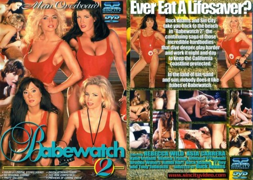 Babewatch 2 (1994) cover