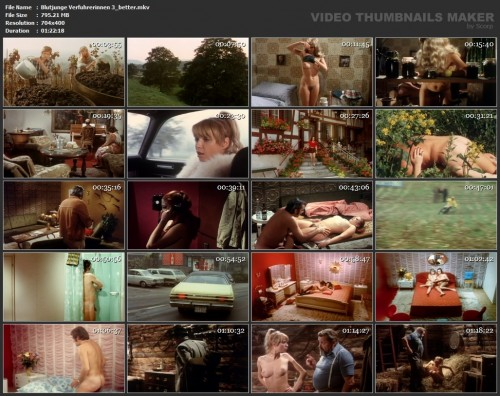 Blutjunge Verfuhrerinnen 3 (Better Quality) (1972) screencaps