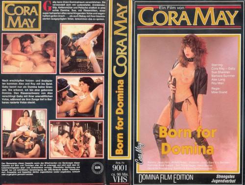 Born For Domina (1991) cover