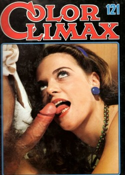 Color Climax 121 (Magazine) cover