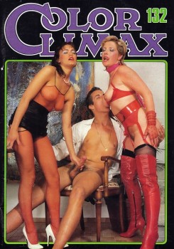 Color Climax 132 (Magazine) cover