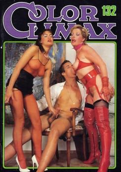 Color Climax 132 (Magazine) cover