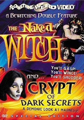 Crypt of Dark Secrets (1976) cover