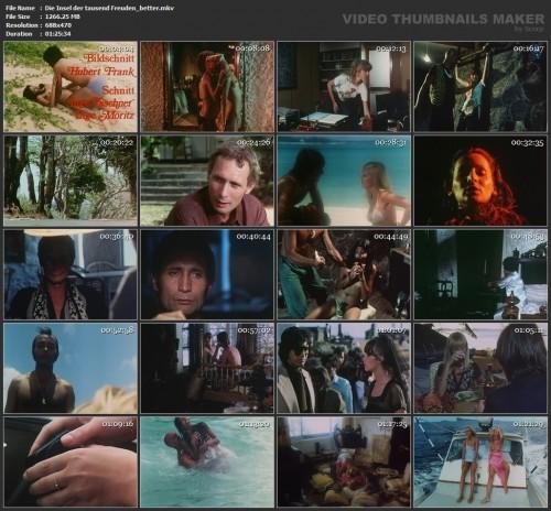 Die Insel der tausend Freuden (Better Quality) (1978) screencaps