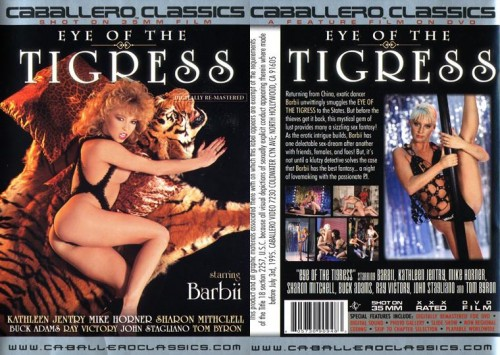 Eye Of The Tigress (Better Quality) (1989) cover